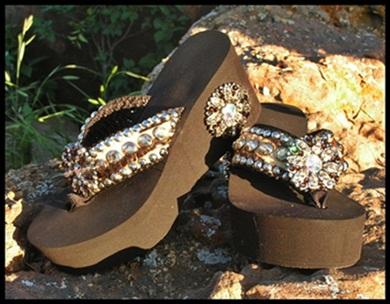 Kahlua  Limited Edition Flip Flops