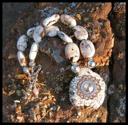 Desert Reef White Turquoise Cowgirl Jewelry-cowgirl jewelry,cowgirl pearls, bling,concho pendant,modern cowgirl, funky cowgirl,custom cowgirl,sassy,cowgirl jewels,funky chunky cowgirl jewelry,chunky cowgirl jewelry,chunky cowgirl jewels,cowhide pendants,concho pendants,cowhide flip flops,cowgirl cowhide flip flops,cowgirl jewel,cowgirl jewels,wholesale cowhide flip flops,wholesale cowgirl flip flops,concho cowgirl jewelry,wholesale cowgirl jewels,wholesale cowgirl jewelry,rodeo,barrel racer,western jewelry,western flair,cowgirl junkie,cowgirl gypsy,cowgirl gypsie,soule,sassy cowgirl,rodeo cowgirl,custom cowgirl jewels,custom cowgirl jewelry,custom cowgirl flip flops,handmade cowgirl jewelry,handmade cowgirl jewels,handmade cowgirl flip flops,funky chunky cowgirl jewels,funky chunky cowgirl,gypsy soule,cowgirl soul,wholesale chunky jewelry,cowgirl jewels,hand made jewelry,custom cowgirl jewelry,gypsy cowgirl,wholesale custom gypsy cowgirl jewelry