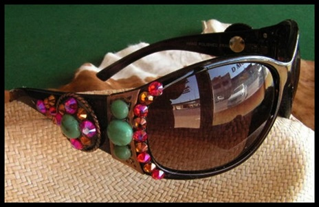 Fiddle Creek Swarovski Sunglasses