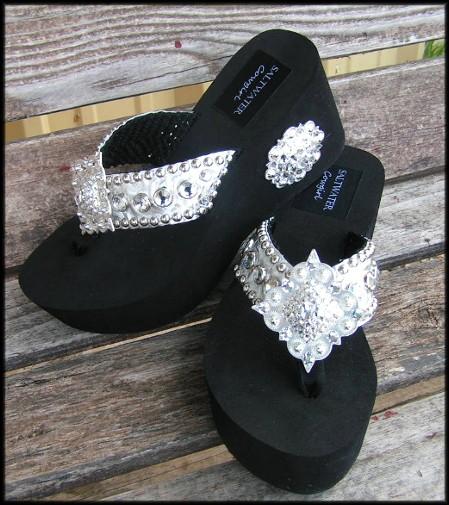 Silverado Cowgirl Flip Flops